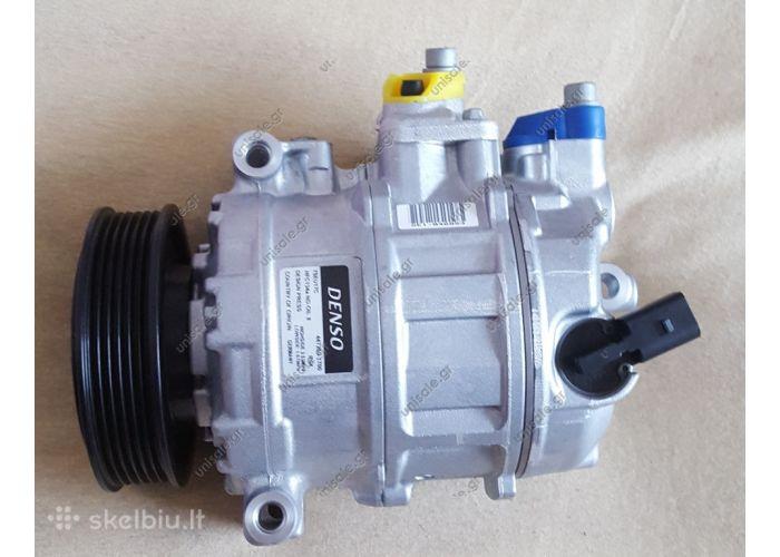 40440103   ΣΥΜΠΙΕΣΤΗΣ VW GOLF 5, AUDI A3   ΣΥΜΠΙΕΣΤΗΣ A/C   VW Touran  DCP32045  447190-7950    Compressor Denso complete TYPE : 7SEU17C     1K0820803F , 1K0820859E , 1K0820859M , 1K0820859S , 4B0260805H