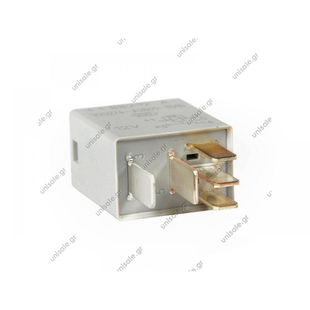 0332207304 Micro Relay 12v 20a Change Over Diode Electric Pin Wiring Diagram Bosch Along With Component