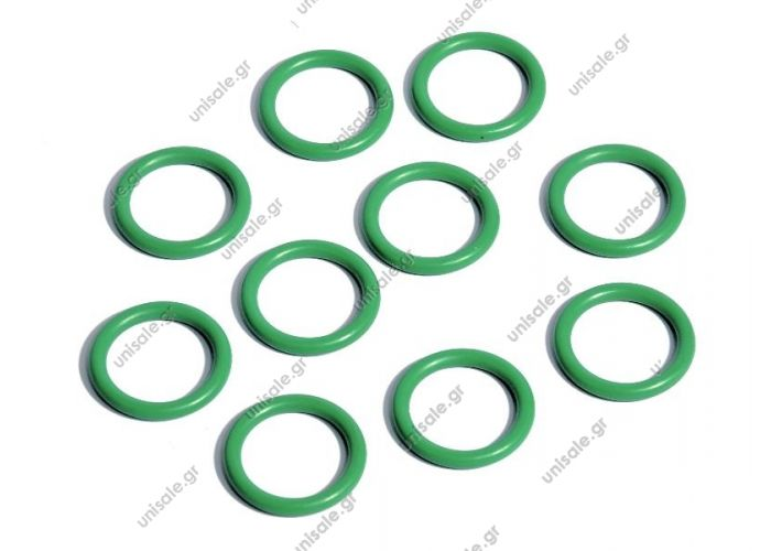 ΛΑΣΤΙΧΑ R-12 58.60007 Frigair P/n: 58.60007 Category: O'Ring, Gaskets And Small Parts  Subcategory: O'Rings  TECHNICAL DATA Section (mm):	1.78 External diameter (mm):	 Internal diameter (mm):	4.48 Total height (mm):	 Content:	   Standard equipment: