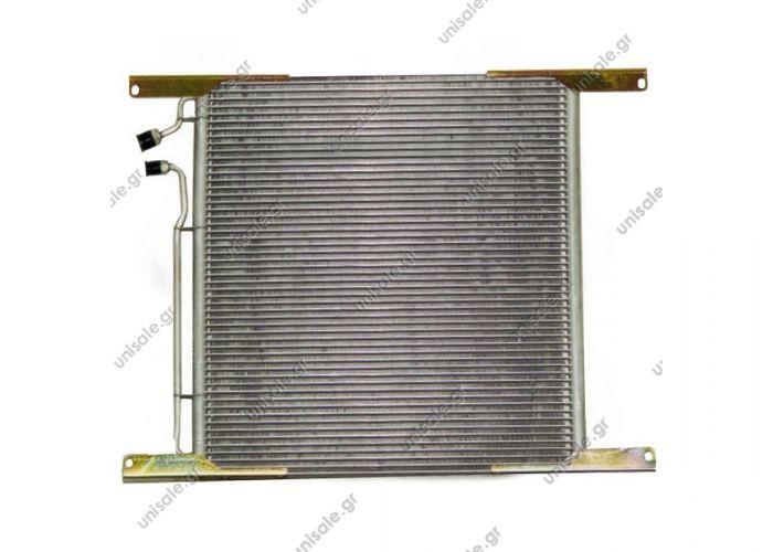 1287796,  DAF  Condenser, air conditioning REF.NO .ΣΥΜΠΥΚΝΩΤΗΣ ΑΥΤΟΚΙΝΗΤΟΥ, 8FC 351 300-221. αριθμός αντικατάστασης: 7500252 Πλάτος 537,2 mm, Μήκος 500 mm, Βάθος 16 mm.