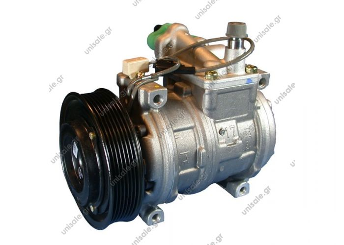 COMPRESOR JEEP GRAND CHEROKEE 5.2 5.9 LAREDO - OE: 56006551 / 56006551H -JEEP : 56006551, 56006551H 447100-3130 Compressor A / C Denso 10PA17J; 136.5 mm; PV7; 12V; H; Jeep Grand Cherokee