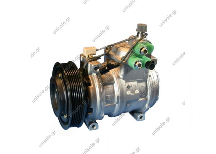 JEEP : 55036151G, 55036151  4471003120,DENSO 447100-3120 Compressor, air conditioning     JEEP GRAND CHEROKEE 4.0 De 93 à 98  	447100-3120	Compressor A / C Denso 10PA17C; 136.5 mm; PV6; 12V; H; Jeep Grand Cherokee Jeep Grand Cherokee 4.0, 93-98;