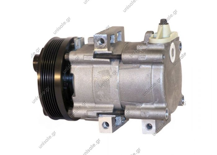 58145 (57145) COMPRESSOR NEW MAKE - FORD / JAGUAR MODEL -  1S7H19D629EA / 1018497 / 1035431 / 6997607 / 7058036 / 94BW19D629AC / 94BW19D629AD / 94BW19D629AE / 96BW19D629BA / F3DH19D649CA