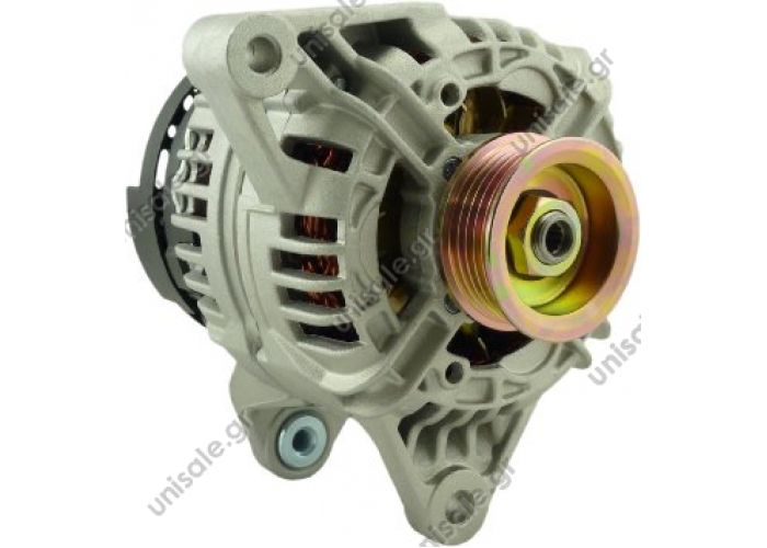 New Alternator 0-124-325-017 12V 120A    06B903-016A 439264 542225 13921 Lester 13921 13933 Bosch Car Alternator OE 0-124-315-010 0-124-325-017, 0-124-325-019   Valeo 2542295, 2542295B, 437176, 439263, 542295, SG12B018