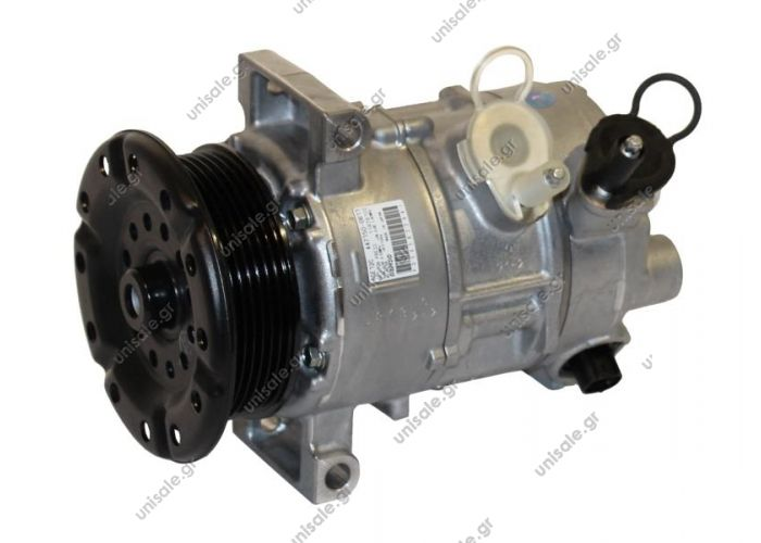 DCP06022  447150-0620 COMPRESSOR   Denso complete DODGE : 5058228AI JEEP : 55111423AC, 55111423AD  DODGE CALIBER Depuis 06.2006    JEEP COMPASS Depuis 2007 JEEP PATRIOT Depuis 2007