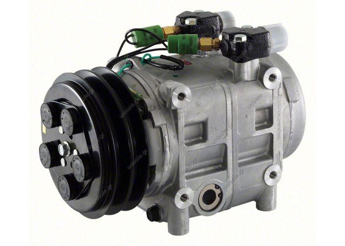 TM31EK 24V Compressor TM32 COMPRESSOR MODEL-TM32 COMPRESSOR,DSL-KIKI, 24V 2B DKS32 R134a W/O MANIFOLD    OE: 102736 - 240103023 - 50182 - 5050095 - 555555 - 781201044 - 834555 - D053295