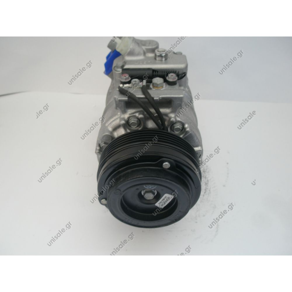 40440051 447170 9240 Compressor A C Denso 7sbu16c 110 Mm Pv5 Kompresor Bmw Seri 5 E39