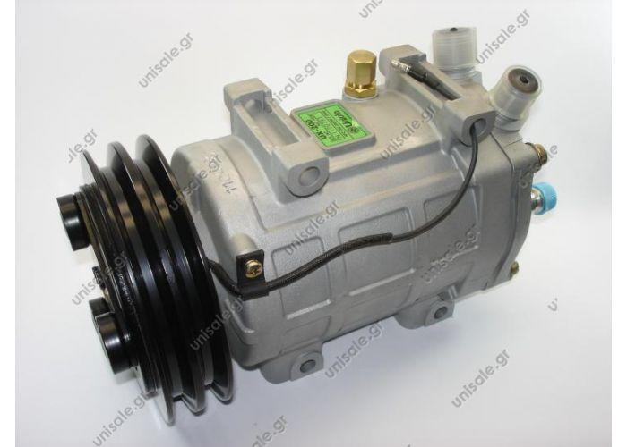 40435075   COMPRESSOR,UNICLA   UX-200 12V 2A    Ø 135mm  Compressors Unicla / COMPRESSOR Unicla UX200 12V 2A VERTICAL