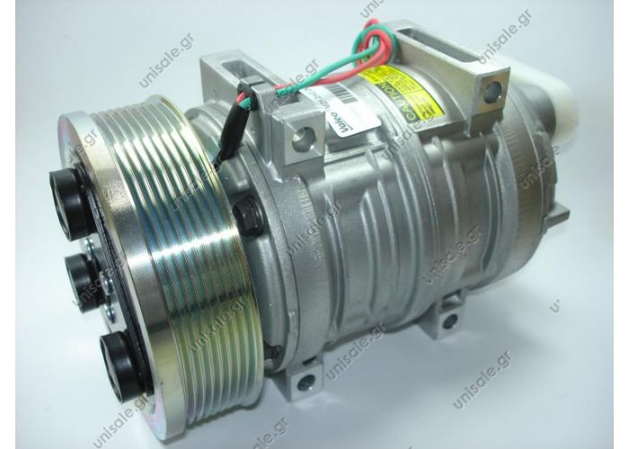 40430095   SELTEC-ZEXEL   ΚΟΜΠΡΕΣΣΕΡ   A/C     TM21 HD Ø137mm Poly-V 8 12V OR Orizontal   TM21 - PolyV 8 / 24V   VALEO GROUP (SELTEC-ZEXEL)  COMPRESSOR SELTEC / Valeo TM-21 24V 8PK