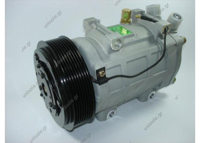 40435076 COMPRESSOR,UNICLA    UX-200 12V 8PK       Ø 135mm