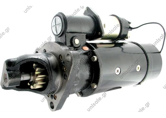 10478940 — 42MT    ΜΙΖΑ CATERPILLAR 42MT 12Δ ΜΙΖΑ  DELCOREMY   42MT     CATERPILLAR 42MT 11Δ  New Delco Remy Starter 10461068  Starter - Delco style 42MT Starter - Delco style 42MT 24 volt, 11 tooth, 8.0kw Direct Drive, CW rotation
