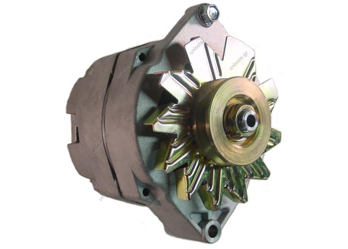 ΑΛΤΕΝΕΙΤΟΡ   BOBCAT DELCO 3280825 28-0825: EXCHANGE ALTERNATOR 61/66A US DELCO 28-0825: 61/66A Alternator - Delco style 10SI 12v 72a   Alternator Bobcat Articulated Loader 1600