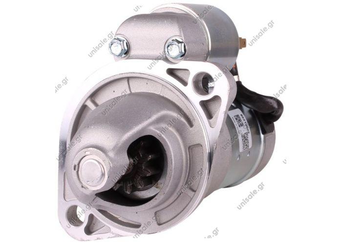 S114-817   MIZA  HITACHI S114-817  12v 11t 1.2kw  PMGR   4JH  YANMAR  MARINE 1,2 KW Yanmar 4JH4E 129608-77010  114817, S114-817, S114817A, S114-817A, 12960877010, 129608-77010, 18290, 104-198    Yanmar J3H4 4JH3 4TNE 3YM / Hitachi S114-817 Starter Motor