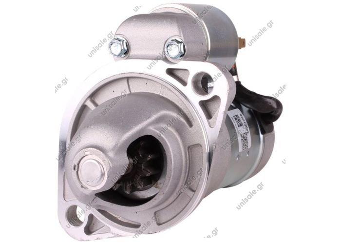 MIZA  HITACHI S114-817  12v 11t 1.2kw  PMGR   4JH  YANMAR  MARINE 1,2 KW Yanmar 4JH4E 129608-77010  114817, S114-817, S114817A, S114-817A, 12960877010, 129608-77010, 18290, 104-198    Yanmar J3H4 4JH3 4TNE 3YM / Hitachi S114-817 Starter Motor