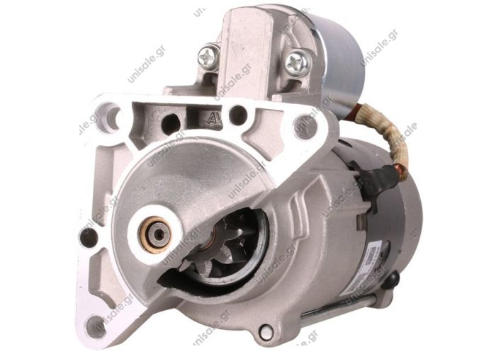88212796  Starter  MITSUBISHI	M2T87671    OPEL - MOVANO (F9) (1999-) 2.5 D (1999-2000) 2.8 DTI (1999-2001) MOVANO (H9) (1999-) 2.5 D (1999-2000)  RENAULT - MASTER II  (1998-2001)