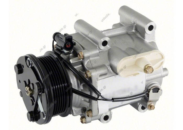 COMPRESSOR,NEW, VISTEON FORD MONDEO/TRANSIT LATE, WITH SCROLL 6PK