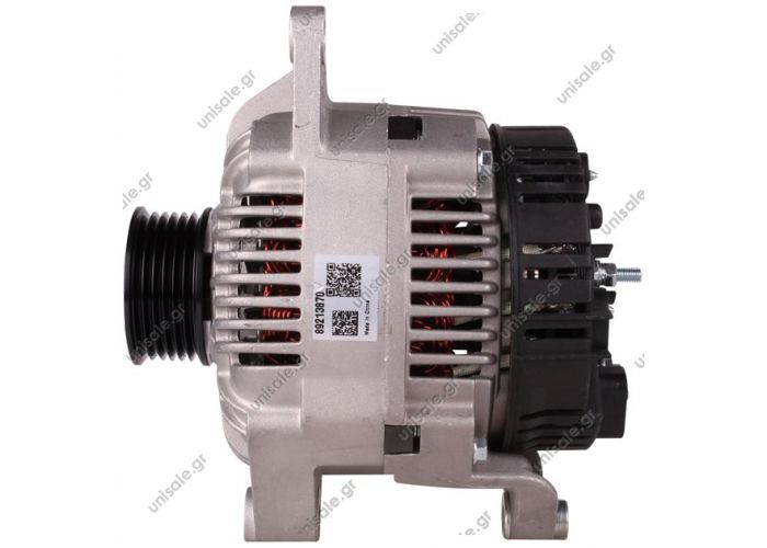 100-104 ALTENEITOR RENAULT 12V 110 Amp  VALEO	436729, A13VI209, A13VI210, A13VI265  Pv6x55 Product Type:	Alternator Product Application:	Renault / Volvo Replacing A13VI265 Lucas LRB202 LRB203 Hella CA896 CA1036 Renault Various Models