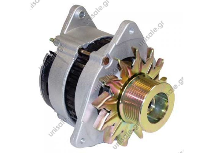 100-085  ΑΛΤΕΝΕΙΤΟΡ LUCAS  24V 40 Α DAF Trucks 8V (ΔΕΞΙΟ)    	24V 40 Amp Pulley / Drive:	Pulley PV8 x 60 Product Type:	Alternator Product Application:	Layland Daf Trucks Frame Number:	FR3 Replacing 54022711 Lucas LRA935 Hella CA1050 Leyland Daf