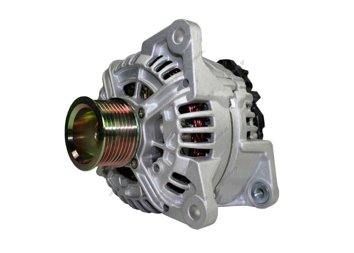 RML REF 100-492 Voltage / Power:	24V 110 Amp Pulley / Drive:	Pulley PV8 x 55 Product Type:	Alternator Product Application:	Layland Daf Trucks Replacing 0124 655 006 Lucas LRA3417 LRA3207 O.E.M 1401948 Leyland Daf
