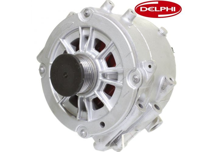 RML REF 100-400 Voltage / Power:	12V 190 Amp Pulley / Drive:	Clutch Pulley PV6 x 49.5 Product Type:	Alternator Product Application:	Mercedes / Ssangyong Replacing 10480404 Lucas LRA2162 Hella CA1838 Mercedes Various Models