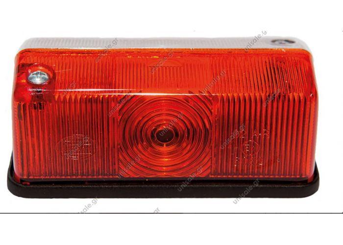 513-0 ΦΑΝΟΣ ΟΓΚΟΥ 3 ΛΕΙΤΟΥΡΓΙΩΝ 513-0  Description: REF. NO. 513-0 .067 Διάφανο & κόκκινο .05 Κίτρινος .06 Κόκκινος