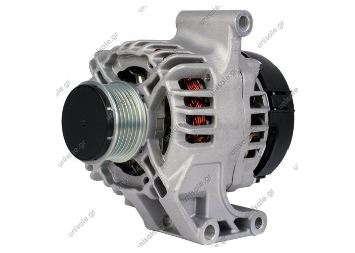 RML REF 100-117 Voltage / Power:	12V 90 Amp Pulley / Drive:	Clutch Pulley PV6 X 54.5 Product Type:	Alternator Product Application:	Vauxhall / Opel / Saab Frame Number:	FR41 Replacing TG9S015 Lucas LRA2804 LRA2817 Hella CA1855 CA1862 Vauxhall-Suzuki