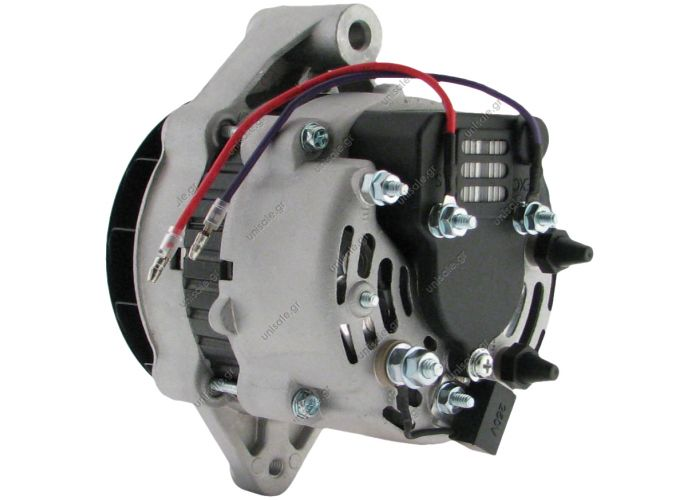 ΑΛΤΕΝΕΙΤΟΡ   BOBCAT MANDO ELSTOCK 28-3812 (283812),  Alternator   12V 65A 1 groove pulley Negative Polarity  Mando, OMC, Volvo    Related OE numbers:  3856600 805884P AC165610 AC165618  New Alternator AC165618 3854182 3856600 3854182-7 3856600 12177