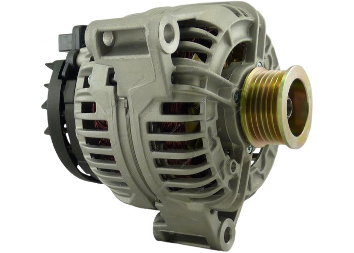 BOSCH 0 124 515 046 (0124515046), Alternator, 12v, 120A      MERCEDES C-CLASS Coupe	2001-... C-CLASS T-Model	2001-... C-CLASS	2000-...   New Alternator 0-124-515-056 5097755AA 011-154-72-02 13884