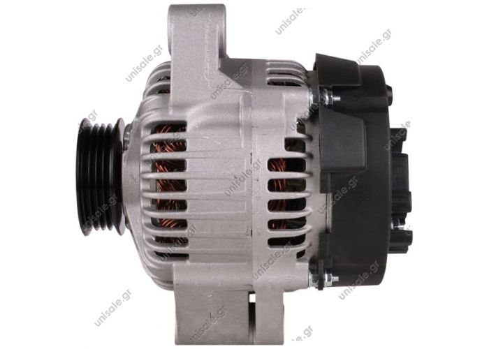 MARELLI ΔΥΝΑΜΟ 12V 75A SMART MAGNETI MARELLI 63341658, generator  MERCEDES-BENZ 1601540301     MERCEDES A 0002801V005000000 (A0002801V005000000), Alternator     SMART CABRIO	2000-2004 CITY-COUPE	1998-2004
