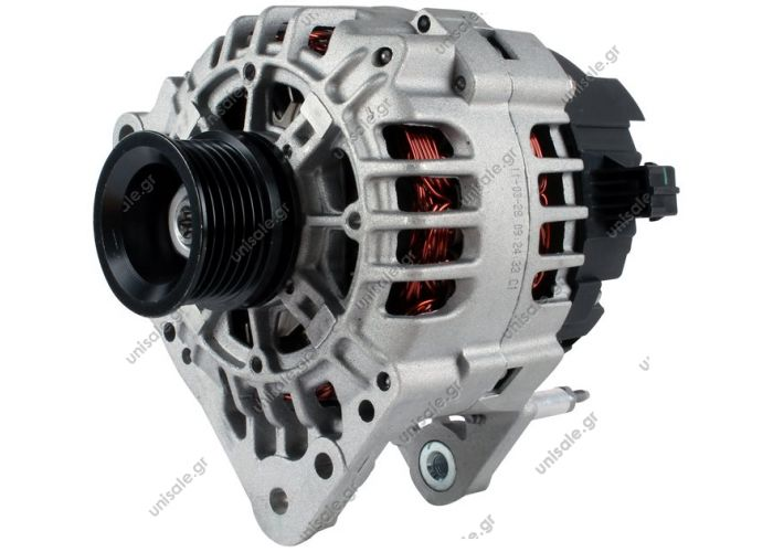 BOSCH  ΔΥΝΑΜΟ 12V  90A BOSCH 0124315003    VW , SEAT Alternators SEAT CORDOBA IBIZA VW POLO LUPO 1.0 1.4 1.6 16v SG 9      Alternator VW GOLF IV 1.4 1.6 1.8 1.9 2.0 16V 90 A Generator