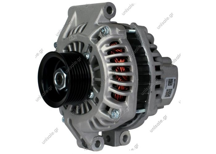 A2TB7951   ΑΛΤENEIΤΟΡ  12V 70Α HONDA CRV-II 02-06 (4ΦΙΣ)  MITSUBISHI A2TB7591   12V 70 Amp 31100PND004 HONDA    Pulley PV7 x 60 Product Type:	Alternator Product Application:	Honda Replacing A2TB7591 Lucas LRA2355 Hella JA1728 Honda Various Models