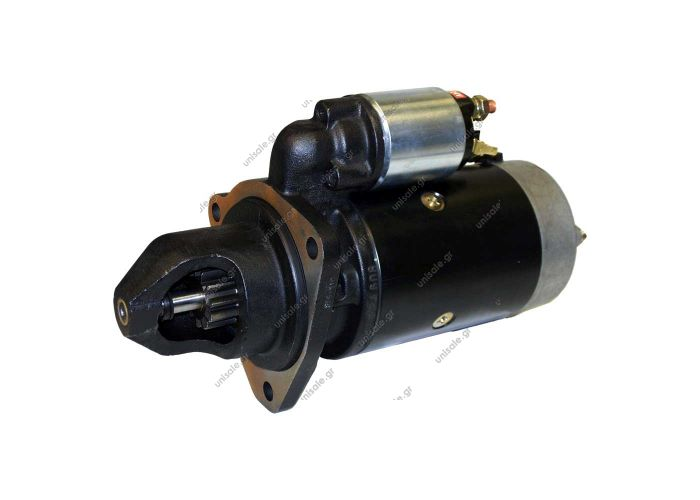 200-911   ΜΙΖΑ  BOSCH	0001231013, 0001231041, 0001368313, 0986017980   DAF  2100 D 	DAF CF SERIE D   24V 4.0 Kw Pulley / Drive:	Drive 11 Teeth 	Starter Motor 	Layland Daf Trucks Replacing 0001 231 013 Lucas LRS1896 Hella CS1331 Daf Diesel Engines