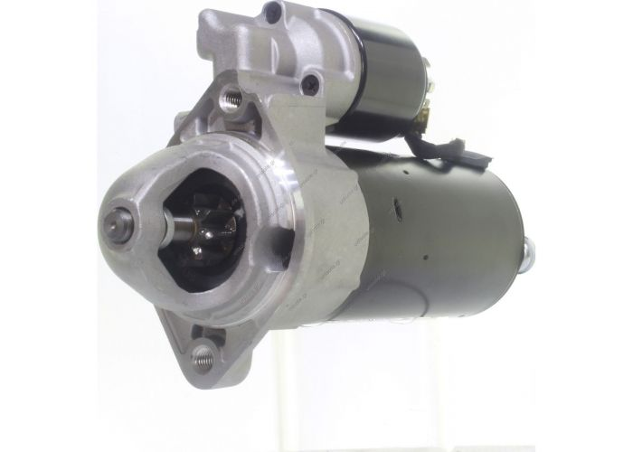 0001110072, BOSCH  ΜΙΖΑ   BOSCH  0986016920  12V 1.7 Kw BMW SERIE 5 E  Drive 9 Teeth New Starter 12-41-1-729-981 BMW 17497    Product Type:	Starter Motor Product Application:	BMW Replacing 0001110072 Lucas LRT228 Hella CS792 BMW Various Models