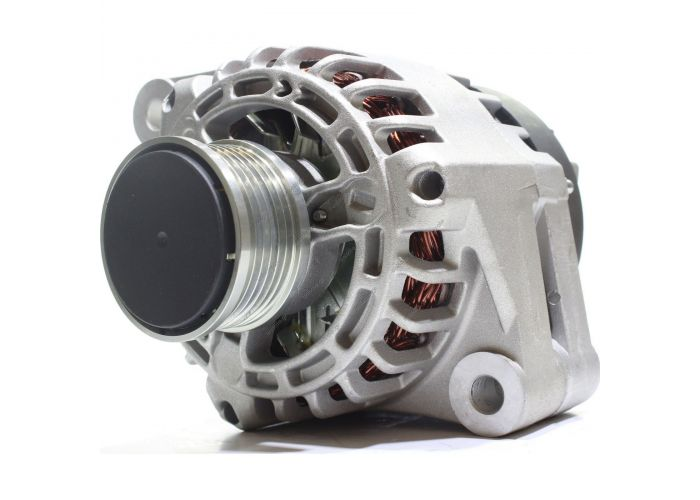 RML REF 100-257 Voltage / Power:	12V 120 Amp   Alternator DENSO 102211-8650 OPEL, 120A 12V     DENSO	DAN506      Pulley / Drive:	Clutch Pulley PV6x61.5 Product Type:	Alternator Product Application:	Vauxhall / Opel / Saab Frame Number:	FR47