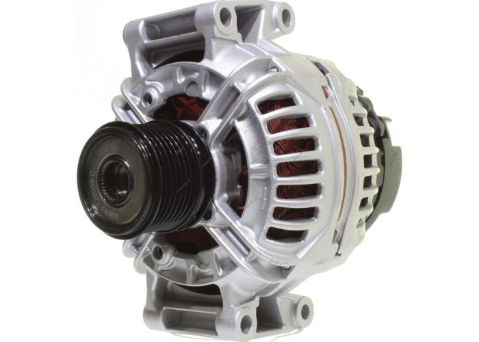RML REF 100-131 Alternator OE new Valeo 12V - 120A Mercedes Blokmontage COM  12V 120 Amp Pulley / Drive:	Clutch Pulley PV7X55 Product Type:	Alternator 	Mercedes / Ssangyong Replacing SG12B062 Lucas LRA02362 Hella CA1752 Mercedes Various Models