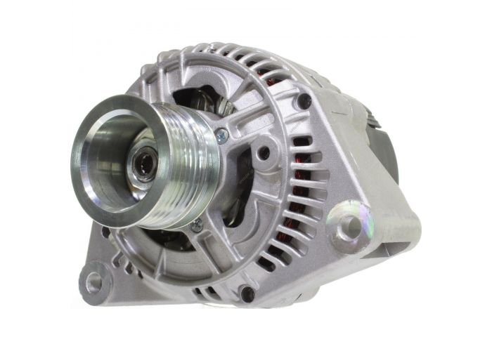 RML REF 100-079 Voltage / Power:	12V 90 Amp Pulley / Drive:	Pulley PV6 x 55 Product Type:	Alternator Product Application:	Mercedes / Ssangyong Frame Number:	FR13 Replacing 0123320045 Lucas LRB192 LRB217 Hella CA833 CA1062 Mercedes Various Models