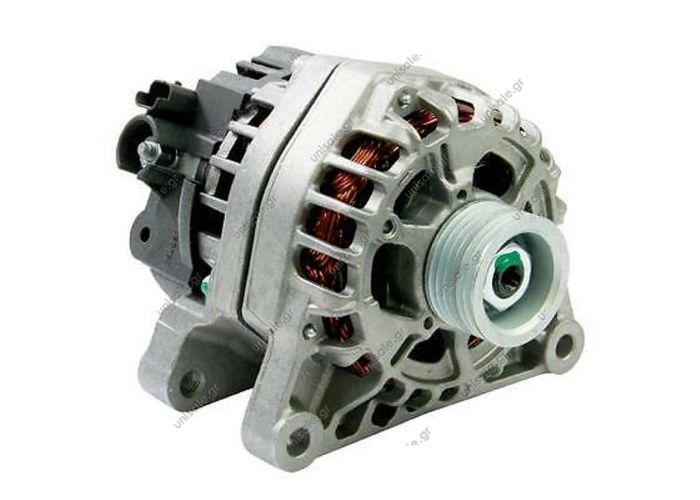 100-323  ΑΛΤENEIΤΟΡ VALEO 12V 90Α CITROEN C3, PEUGEOT 307 04- (4ΑΥΤΙΑ)     12V 90 Amp  Pulley PV6 x 45.5  Alternator Product Application:	Citreon / Peugeot  Replacing SG9B064 Lucas LRA2303 LRA2842 Hella CA1687 CA1665 Citroen / Peugeot Various Models