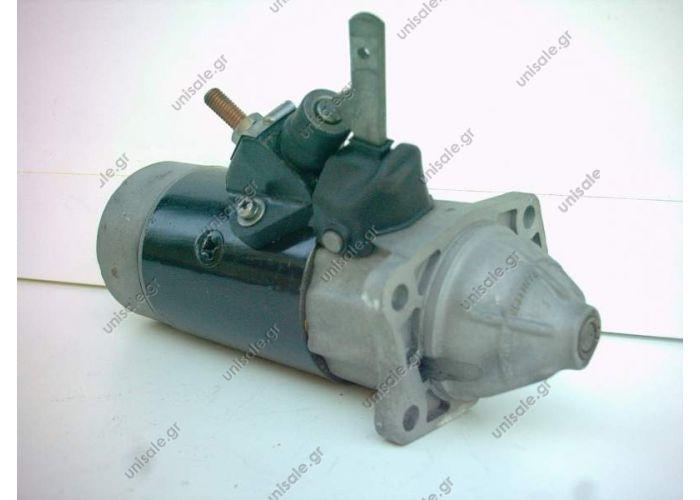 Starter for Fiat 500 R 126 Revised STARTER MAGNETI MARELLI TYPE 12V / 0.5KW - FIAT 126 500      Codici Originali:FIAT 4287971 , 4287972 , 77276430 , 46231503