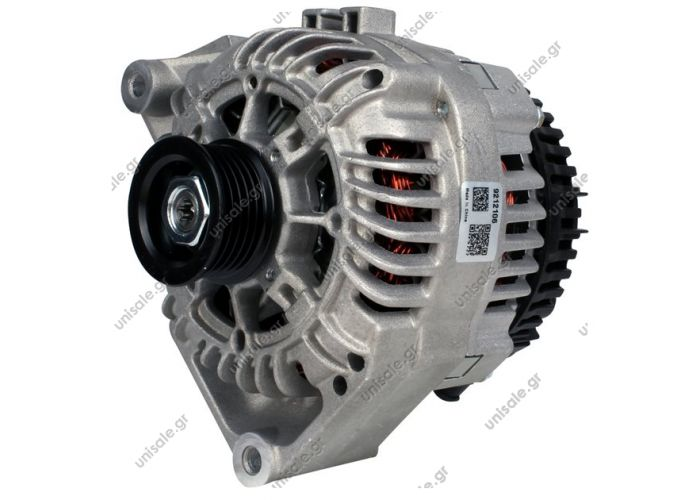 BOSCH 0 986 039 431 Alternator     VALEO A13VI18   VALEO ΔΥΝΑΜΟ  12 V  95 Á ALT14046	Alternator, 12v, 95A Voltage	12 Amperage	105 Plug Code	244   BMW - 3 (E36) (1990-1998) 325 td (1991-1998) 325 tds (1993-1998) 3 Touring (E36) (1995-1999)