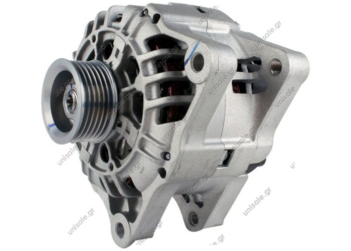 100-036 ΑΛΤΕΝΕΙΤΟΡ  VALEO	437139, A13VI204, SG10B021  12V 90 Amp   Pulley PV6 x 54.5 Product Type:	Alternator Product Application:	Citreon / Peugeot Replacing A13VI204 Lucas LRB438 LRB437 LRB436 Hella CA1564 CA1496 CA1442 Rover Peugeot Vari