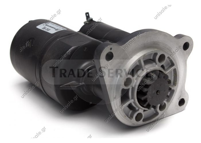 STR10003	FORD TRANSIT   - 13 Δ    Transit Starter-Magneton  9142860 Magneton starter motor     LUCAS MIZA 12V 13D TRANSIT STR10003AN	Transit Starter-M127 Type
