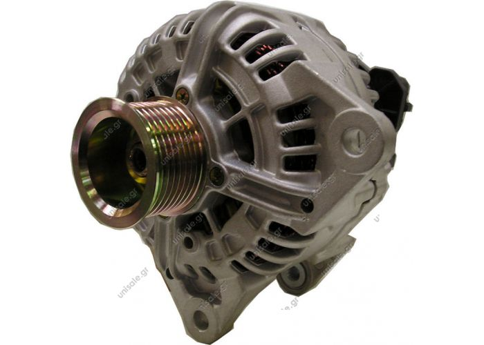 100-314  ΑΛΤENEIΤΟΡ BOSCH 24V 110Α IVECO EUROCARGO 06-    24V 110 Amp Pulley / Drive:	Pulley PV8 x 55 Product Type:	Alternator Product Application:	Iveco / Ford Trucks Replacing 0124 655 005 Lucas LRA2535 LRA2536 Hella CA1699 Iveco Diesel Various Models