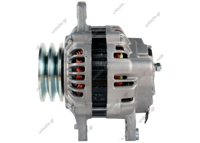 100-020 ΑΛΤΕΝΕΙΤΟΡ MITSUBISHI PAJERO D12V 90 Amp Pulley / Drive:	Pulley 11 (2) x 82 Product Type:	Alternator Product Application:	Mitsubishi / Hyundai Frame Number:	FR48 Replacing A3T09699 Lucas LRB237 Hella JA1375 JA1376 Mitsubishi Pajero Shogun
