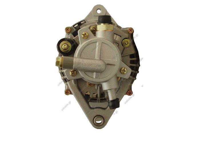 111515100 ΑΛΤΕΝΕΙΤΟΡ  CARGO HI 12V 70Α OPEL COMBO  2ΦΙΣ 1V ΑΛΤΛΙΑ 12V 70 Amp Pulley / Drive:Pulley 12.3 x 80 Product Type:Alternator Product Application:Vauxhall / Opel / Saab Frame Number:FR33 Replacing LR170-505 Lucas LRB303 Hella JA1172 Opel
