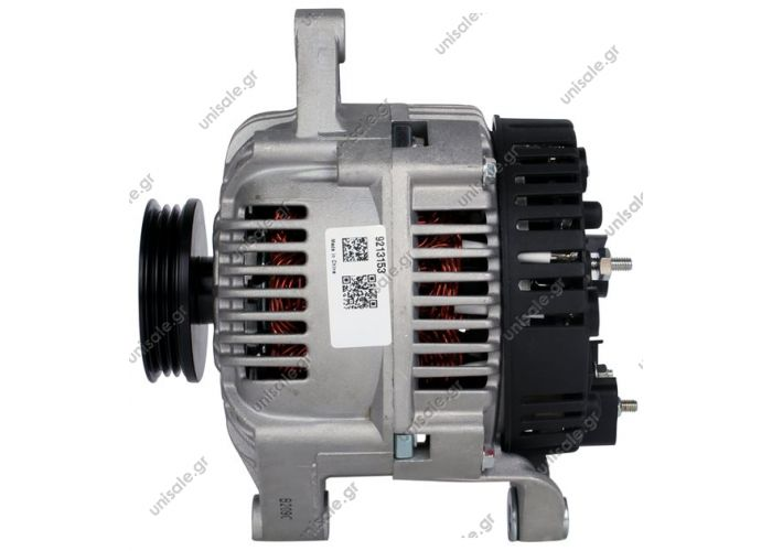 100-071  ΑΛΤΕΝΕΙΤΟΡ 	RENAULT MEGANE   12V 110 Amp Pulley / Drive:	Pulley PV3 x 64 Product Type:	Alternator Product Application:	Renault / Volvo Replacing A13VI267 Lucas LRB245 LRB244 Hella CA1078 CA1077 Renault Clio - Magane 1.4