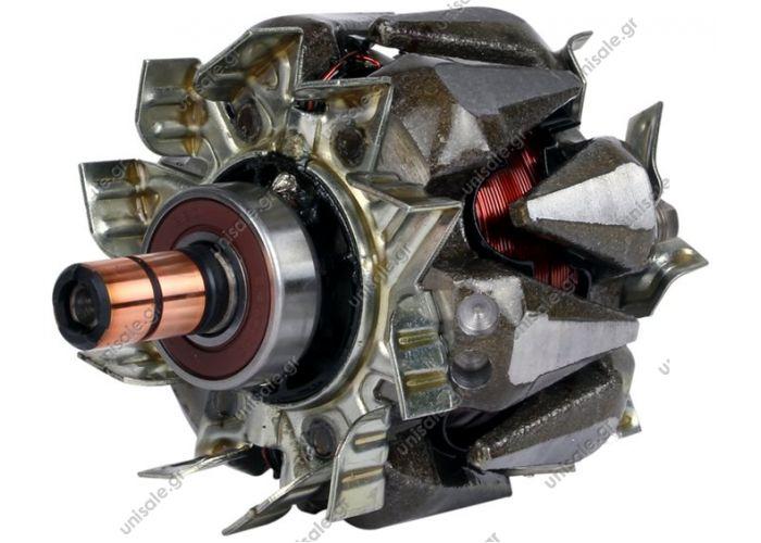 3991 OREM  Rotor VALEO 101/152 12V 120A