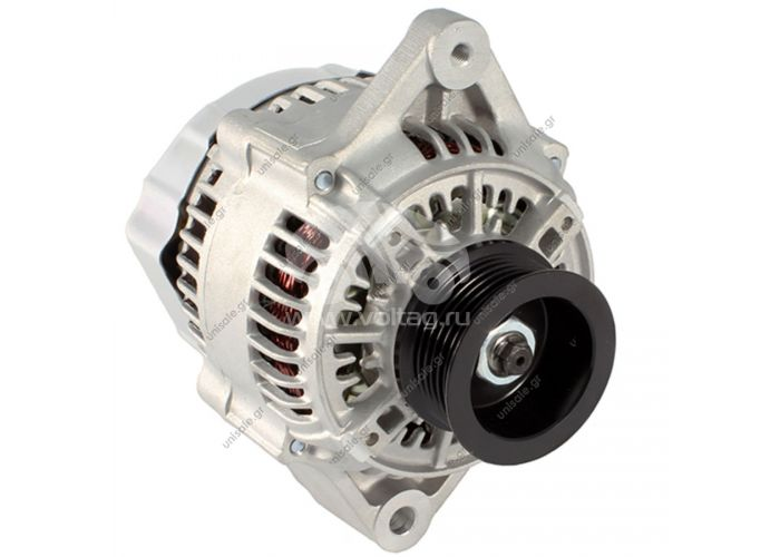 100211-2550   ΔΥΝΑΜΟ  12V 70A HONDA ROVER  HONDA         LEGEND I (HS,KA) 2.7 i 24V (KA4)        ROVER  800 825  Pulley PV3 x 62 Product Type:	Alternator Product Application:	Honda Replacing 100211-2550 Lucas LRA557 Hella JA555 Honda Various Models