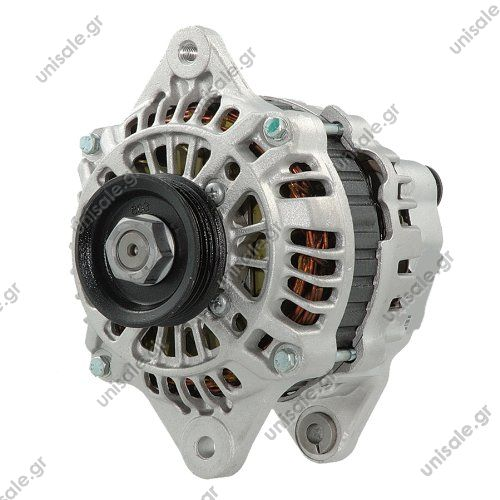 100211-3800   ΔΥΝΑΜΟ   12V 55A SUZUKI SWIFT I, II, ALTO III, VITARA, 4PV    12V 55 Amp Pulley / Drive:	Pulley PV4 x 55 Product Type:	 Product Application:	Suzuki Replacing 100211-3800 Lucas LRB125 Hella JA682 Suzuki Various Models