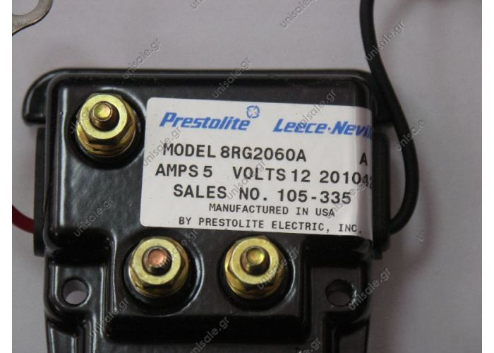 8RG2060A Prestolite Leece NEVILLE  regulators