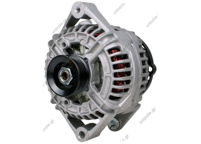 BOSCH ΔΥΝΑΜΟ 12V 120A  OPEL ASTRA G BOSCH 0124515004 BOSCH	0124425009  BOSCH	0124425027 BOSCH	0124515004   Alternator BOSCH 12V 120A 0124515004;  APPLICATION: ASTRA 2.0 16V 1.4; VECTRA 1.8 16V 1.6; ZAFIRA 1.8 16V 1.6